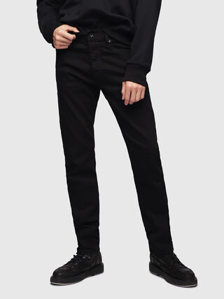 BUSTER 0886Z, Black denim