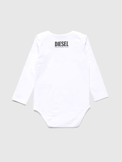 Diesel - LR ULLI VIC BOX, Bianco - Kit abbigliamento - Image 3