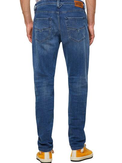 Diesel - Larkee-Beex 0097X, Blu medio - Jeans - Image 2