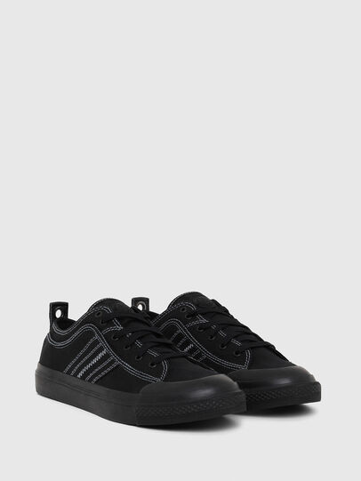 Diesel - S-ASTICO LOW LACE, Nero - Sneakers - Image 2