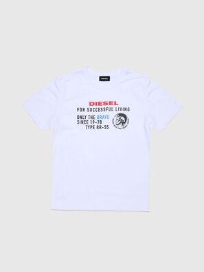 TDIEGOXBJ, Bianco - T-shirts e Tops