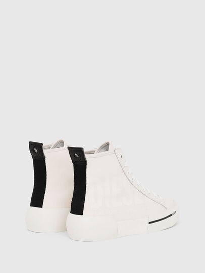 Diesel - S-DESE MID CUT W, Bianco - Sneakers - Image 3