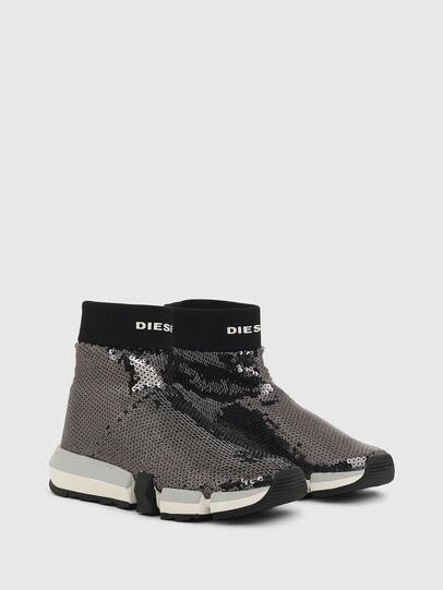 Diesel - H-PADOLA SOCK W, Nero - Sneakers - Image 2