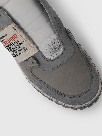 Diesel - S-LE RUA ON, Grigio - Sneakers - Image 5