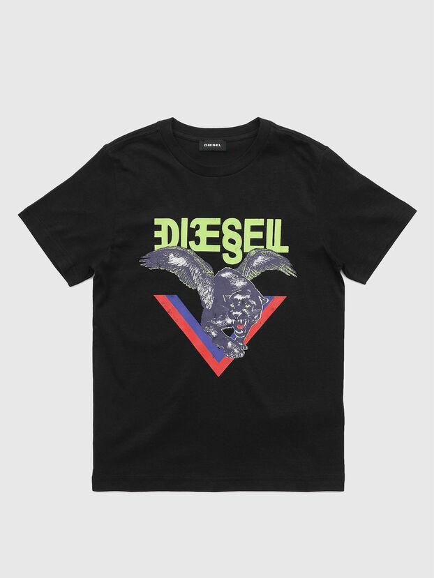 TDIEGOA4, Nero - T-shirts e Tops