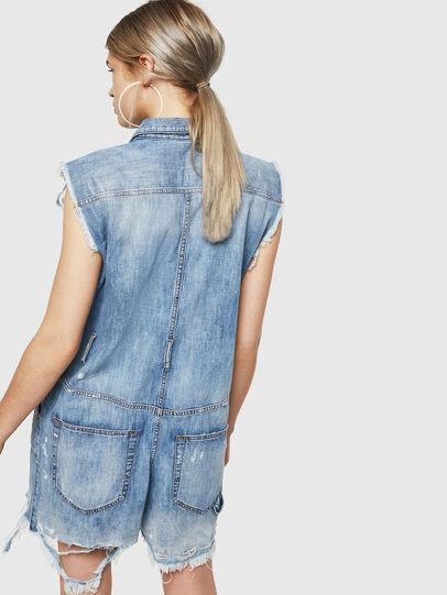 Diesel - DE-BETTE, Blu Jeans - Tute e Salopette - Image 2