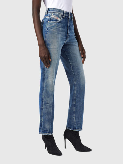 Diesel - D-Arcy 09A26, Blu medio - Jeans - Image 6