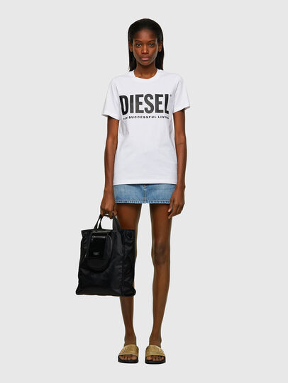 Diesel - ELLY, Nero - Shopper e Borse a Spalla - Image 6