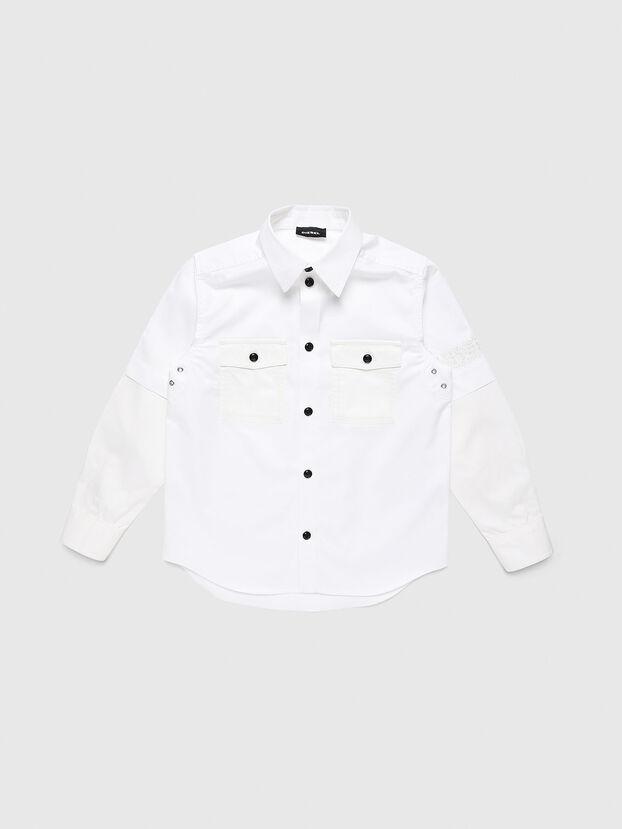 CSKOSOV OVER, Bianco - Camicie