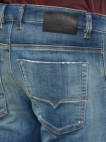 Diesel - KROOLEY JoggJeans® 009NK, Blu medio - Jeans - Image 4