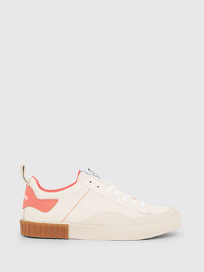 S-BULLY LC W, Bianco/Rosa - Sneakers