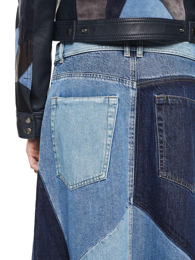 Diesel - ODETTE, Blu Jeans - Gonne - Image 5