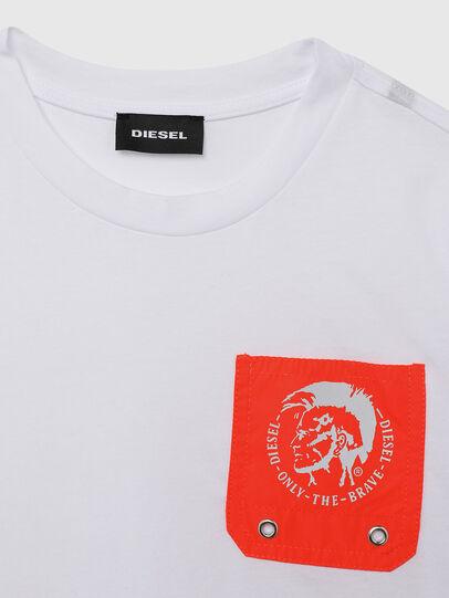 Diesel - TLARS, Bianco/Arancione - Beachwear - Image 3