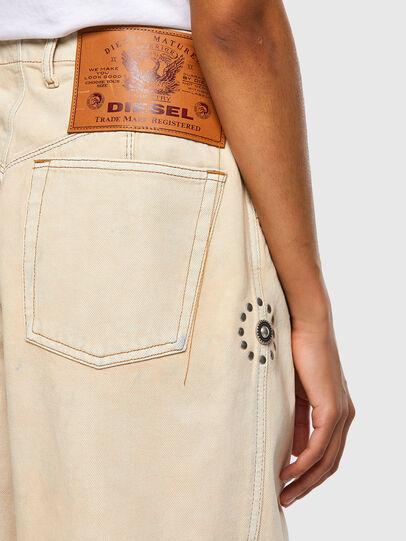 Diesel - D-Concias 009UV, Bianco - Jeans - Image 4