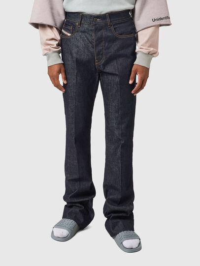 Diesel - D-Jefferr 09B44, Blu Scuro - Jeans - Image 1