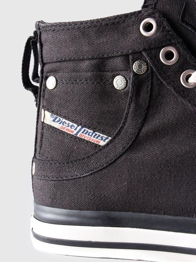 Diesel - EXPOSURE W, Nero/Bianco - Sneakers - Image 5