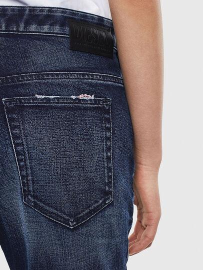 Diesel - Fayza 009BY, Blu Scuro - Jeans - Image 5