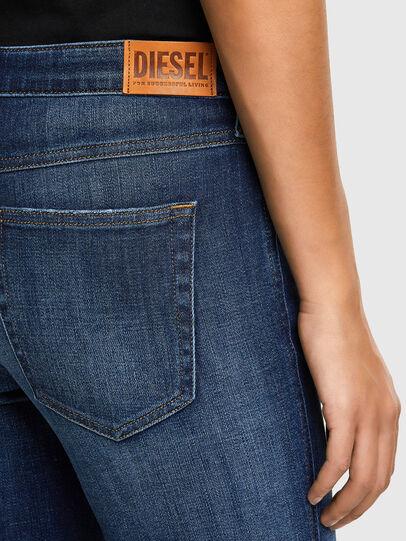 Diesel - Babhila 009PP, Blu Scuro - Jeans - Image 4