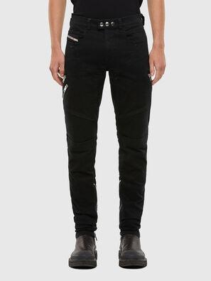 D-Dean 069QV, Nero/Grigio scuro - Jeans