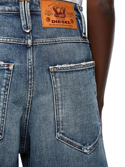 Diesel - D-Plata 09A54, Blu medio - Jeans - Image 4