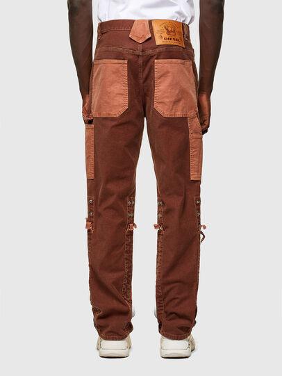 Diesel - D-Franky JoggJeans® 0DDAW, Marrone - Jeans - Image 2