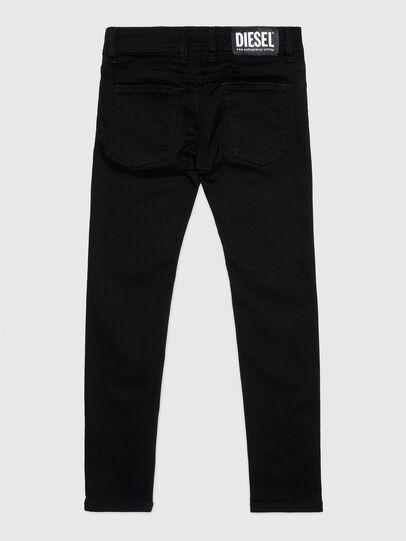 Diesel - SLEENKER-J-N, Nero - Jeans - Image 2