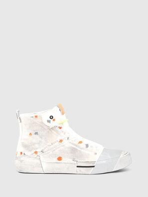 S-DESE SCT, Bianco/Arancione - Sneakers