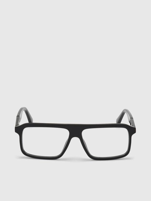 DL5370, Nero - Occhiali da vista