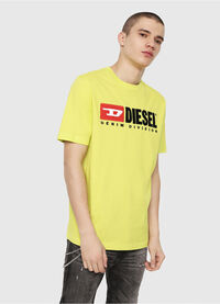 T-JUST-DIVISION, Giallo Fluo