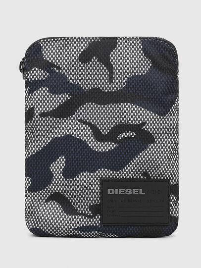 Diesel - F-DISCOVER CROSS, Grigio/Blu - Borse a tracolla - Image 1