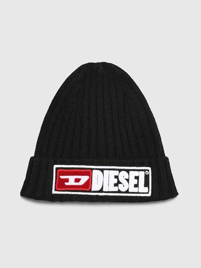 Diesel - FCODERBJ, Nero - Altri Accessori - Image 1