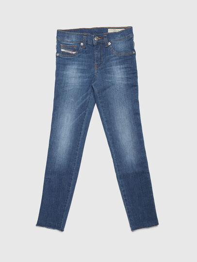 Diesel - DHARY-J, Blu medio - Jeans - Image 1