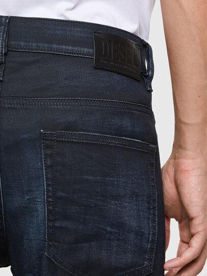 Diesel - D-REEFT JoggJeans® 069RB, Blu Scuro - Jeans - Image 5