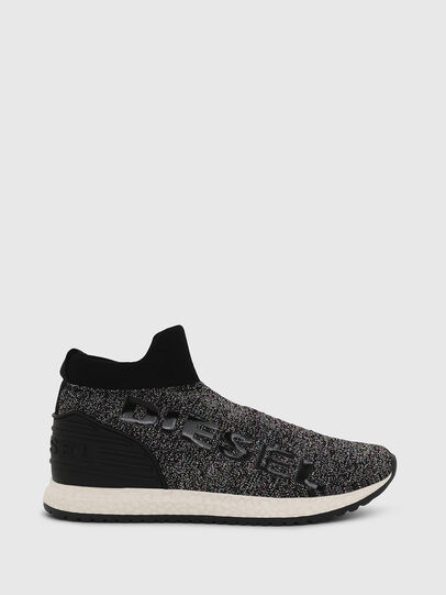 Diesel - SLIP ON 03 LOW SOCK, Nero - Scarpe - Image 1
