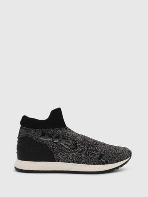 SLIP ON 03 LOW SOCK, Nero - Scarpe