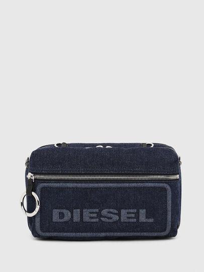 Diesel - FUTURAH, Blu - Borse a tracolla - Image 1