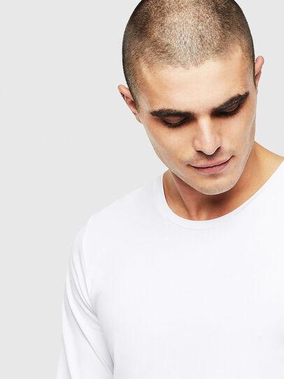 Diesel - UMTEE-JODY, Bianco - T-Shirts - Image 4