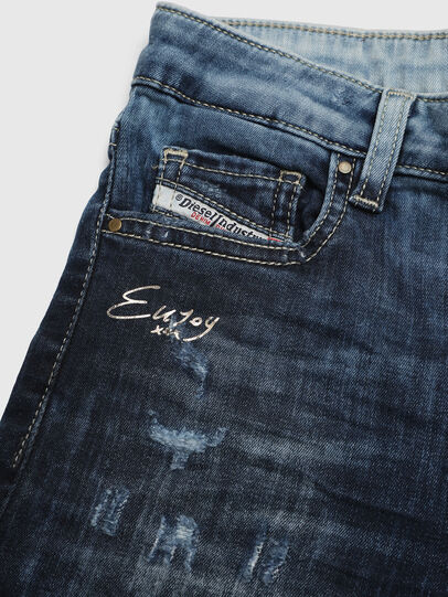 Diesel - ARYEL-J, Blu medio - Jeans - Image 3