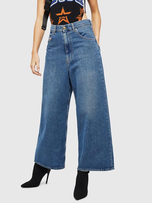 D-Luite 080AN, Blu medio - Jeans