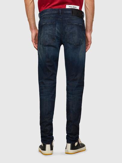 Diesel - D-Strukt JoggJeans® 09B50, Blu Scuro - Jeans - Image 2
