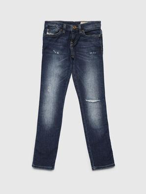 SKINZEE-LOW-J JOGGJEANS-N, Blu medio - Jeans