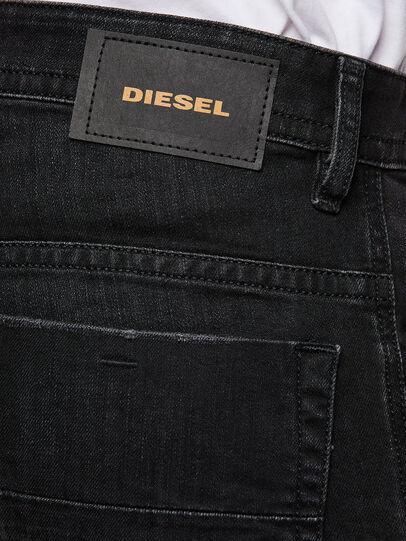 Diesel - Thommer 069PW, Nero/Grigio scuro - Jeans - Image 4