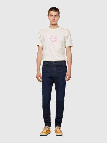 Diesel - D-Amny JoggJeans® Z69VI, Blu Scuro - Jeans - Image 5