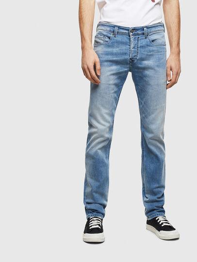 Diesel - Safado 069MN, Blu Chiaro - Jeans - Image 1