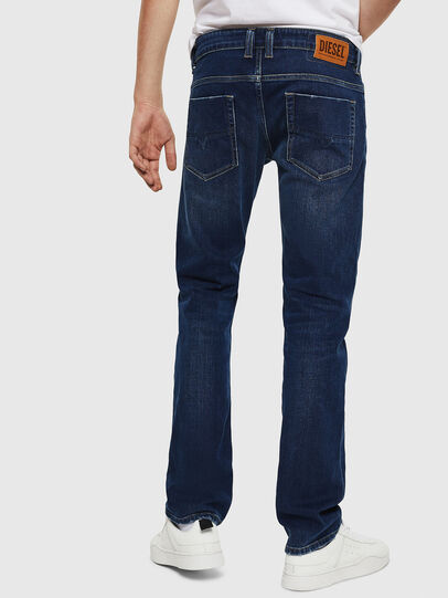 Diesel - Safado 0870F, Blu medio - Jeans - Image 2