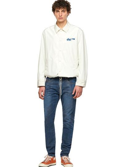 Diesel - D-Strukt JoggJeans® 069WP, Blu Scuro - Jeans - Image 5