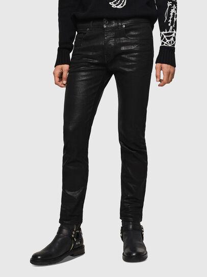 Diesel - TYPE-2814, Nero - Jeans - Image 1
