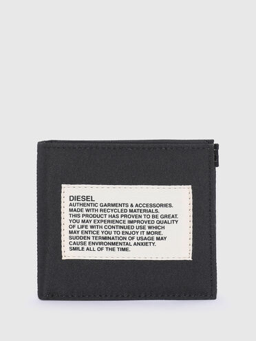 Portafoglio a libro Green Label