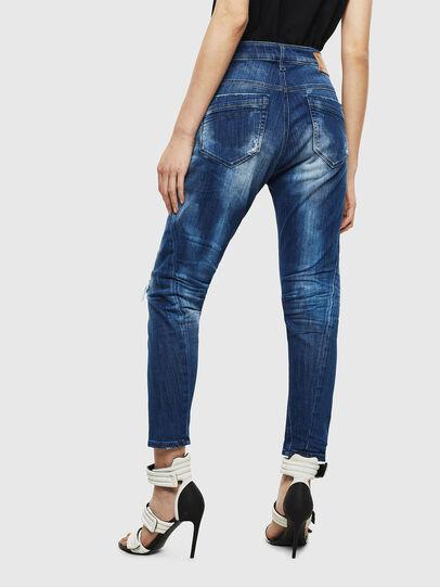 Diesel - Fayza JoggJeans 0099S, Blu Scuro - Jeans - Image 2