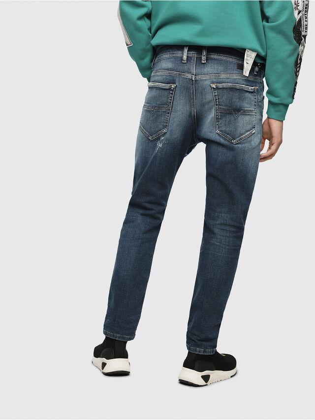 Diesel - Narrot JoggJeans 087AK, Blu Scuro - Jeans - Image 2